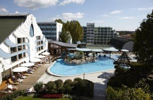 Naturmed Hotel Carbona Heviz - Pauschalangebote in Wellnesshotels