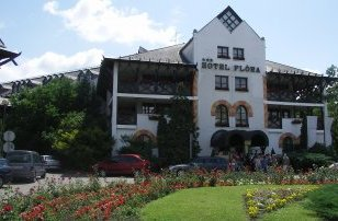 Hunguest Hotel Flora Eger - Angebote in Wellnesshotels