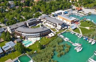 Hotel Silverine Lake Resort Balatonfüred - Wellness an Wochentagen