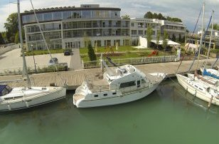 Hotel Yacht Siofok - Angebote in Wellnesshotels