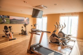 Jufa Vulkan Furdo Resort Celldomolk - Fitneszterem