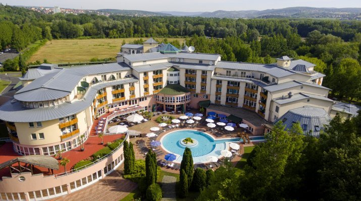 Lotus Therme Hotel & Spa Heviz